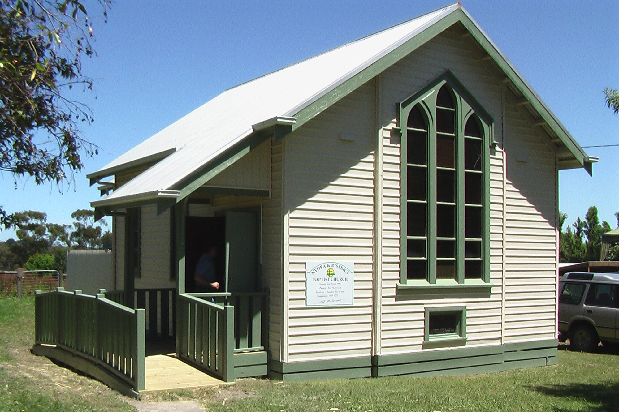 Nyora Baptist Church